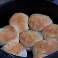 Dutch Oven Biscuits Recipe