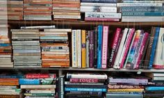 Britons' bookshelves are still full of literature says Ofcom report