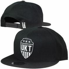 nouvelle collection printemps-été 2014  casquette Unkut - Icon Cap Black