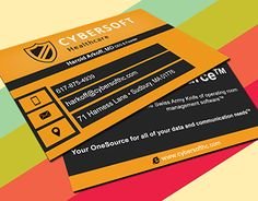 """Check out new work on my @Behance portfolio: """"Business Card Design"""" http://be.net/gallery/49485279/Business-Card-Design"""
