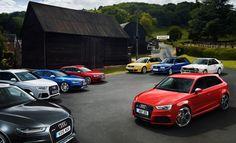 Audi Quattro history, how it got sexy - GQ