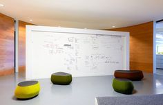 love this meeting/brainstorm room