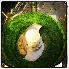 Kale Pesto Recipe (Paleo), very easy, healthy and delish!