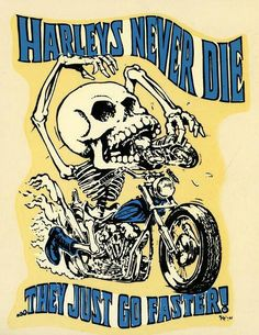 Vintage ed roth decal chopper bobber frisco biker kucklehead fl harley death mc Motorcycle Art, Bike Art, Motorcycle Humor, Ed Roth Art, Biker Tattoos, Ad Of The World, Harley Davidson Art, Biker Quotes, Big Daddy