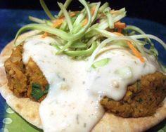 Smokin Chipotle Falafel Gyros Recipe - Food.com