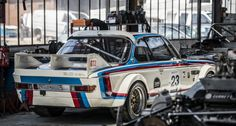 -Bmw- Racing dreams come true at Equipe Europe Bmw E9 Csl, Sport Cars, Race Cars, Race Racing, Racing Wheel, Garage Pictures, Bmw Performance, Bmw Autos, Chasing Cars