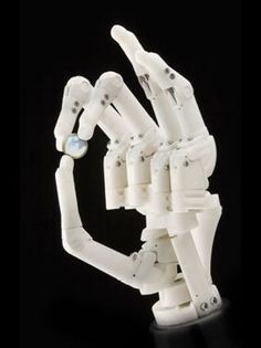 robotsystems.net - Hand Research Mechanical Hand, Mechanical Design, Robotic Prosthetics, Robot Gripper, Balancing Robot, Futuristic Robot, Real Robots, Humanoid Robot, Robot Girl