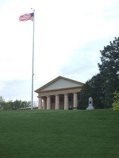 Lee House at the Arlington National Cemetary