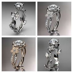 I dont even like diamonds and i think these are beautiful. Would be fun with…