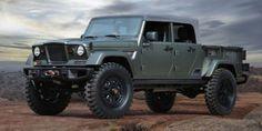 Sim, a Jeep colocou o Hellcat em um Wrangler - e ainda fez uma picape Renegade