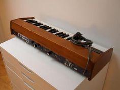 Moog Satellite analog Synthesizer, ca. 1973, defekt in Rheinland-Pfalz - Ingelheim am Rhein | Musikinstrumente und Zubehör gebraucht kaufen | eBay Kleinanzeigen