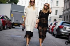 speaking of Camille & Pernille... how cool do they look in Copenhagen? Very. #CamilleOverTheRainbow #LookDePernille
