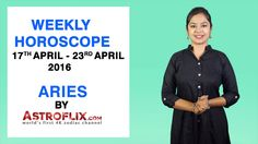 #Aries - #Weekly #Horoscope for 17th to 23rd #April 2016 #astrology #Zodiac