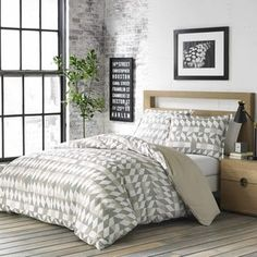 Shop for City Scene Piper Grey Duvet Cover Set. Free Shipping on orders over $45 at Overstock.com - Your Online Fashion Bedding Outlet Store! Get 5% in rewards with Club O! - 22895830