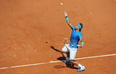 God made Clay, then made NADAL, the REST IS HISTORY #FrenchOpen2011