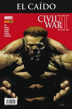 Civil War II: El Caído