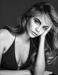 Cara Delevingne as Leila? #fiftyshades #meetfiftyshades