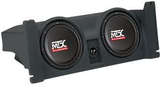 Fits Jeep - Wrangler TJ 1997-2006 - Charcoal. ThunderForm enclosures utilize unused space to add a subwoofer enclosure.