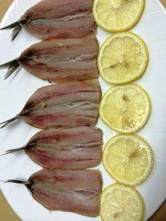Fresh Sardines www.altiramisu.com
