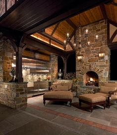 70 Awesomely Clever Ideas For Outdoor Kitchen Designs  Featured Pleasing Outdoor Kitchens And Patios Designs Inspiration Design