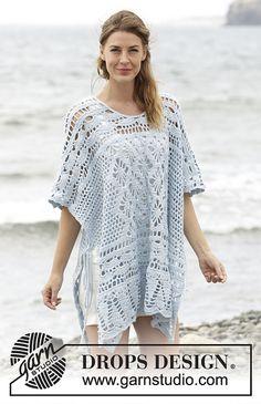 Ravelry: 168-29 Graceful Mermaid pattern by DROPS design