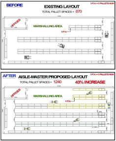 20 X 40 Warehouse Floor Plan - Google Search