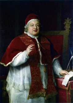 https://flic.kr/p/7kEdpb | Pompeo Batoni, Portrait of Pope Clement XIII, 1760. Rome, Galleria Nazionale |