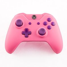 Matte Pink Xbox One Custom Controller, 2015 Amazon Top Rated Controllers #VideoGames