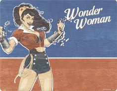 DC BOMBSHELL: WONDER WOMAN