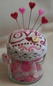pretty pincushion ideas