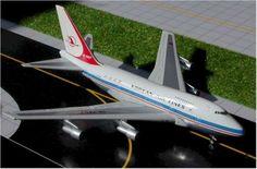 Korean Air | 747SP | Old Colors