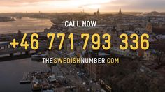 "A hotline has been set up in Sweden for people to call and speak with a random person in Sweden. The service was introduced by the Swedish Tourist Association, a not-for-profit organization based in Stockholm. It allows callers to ring ""the Swedish number"" to get connected with a member of the public in Sweden. In a video to promote the service, the association said the number was introduced to mark the 250th anniversary of Sweden becoming the first country in the world to introduce a…"