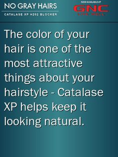 Hair color is part of your hairstyle. The color of your hair is one of the most attractive things about your hairstyle - Catalase XP helps keep it looking natural. #hairstyles We end gray at NoGrayHairs.com. From NoGrayHairs.com Great Hairstyles, Natural Hairstyles, Makeup Artists, Minnesota, Your Hair, Hair Color, Gray, Hair Styles, Hair Plait Styles