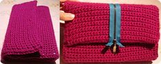 How to make own clutch and decorate it #diy
