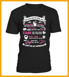 My Cats Are My Kids Too I DonT - Shirts für onkel (*Partner-Link)