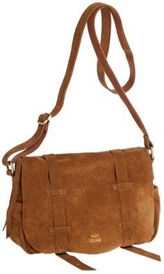 Mila Louise Leather Satchel