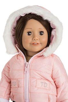 4aa97b3ce454 Amazon Exclusive Kate, la beauté de poupées 45,7 cm poupée prêt pour son