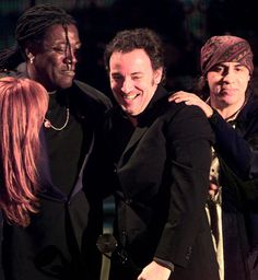 14th Annual Rock & Roll Hall of Fame induction ceremony in NY on March 15, 1999.