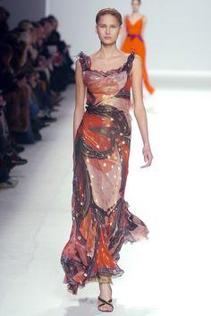 Emilio Pucci : Fall/Winter 2005 Ready-to-Wear Milan