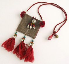 Risi e Bisi - PHO design - pouch necklace