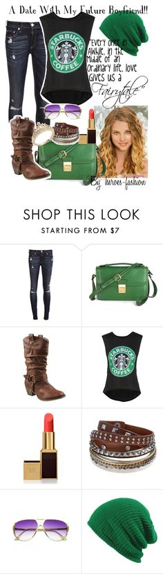 """""""A Date With My Future Boyfriend"""" by heroes-fashion ❤ liked on Polyvore featuring rag & bone, Refresh and Tom Ford"""