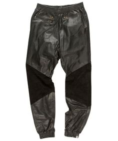 SUPER LEATHER TRACKIES