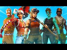 Ghoul Trooper, Skull Trooper, Fortnite Battle Royale
