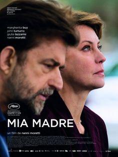 Mia madre (2015) Terecht, die 5 sterren, maar zware kost om 10.15 am.