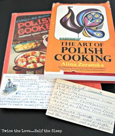 My post on @BlogHer about collecting old family recipes as keepsakes.