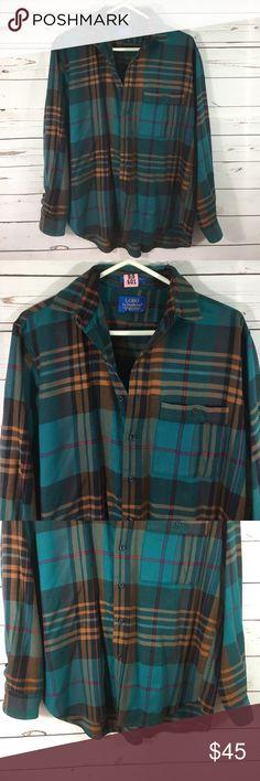 Pendleton flannel men's medium Made in Portland, Oregon! Soft Pendleton flannel, 80% cotton, 20% wool. Pendleton Shirts Casual Button Down Shirts