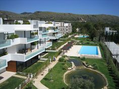 Mansions, House Styles, Home Decor, Pools, Apartments, Majorca, Manor Houses, Villas, Fancy Houses