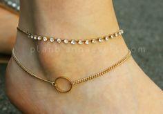 Plan B anna evers DIY Ankle bracelet (zoom)