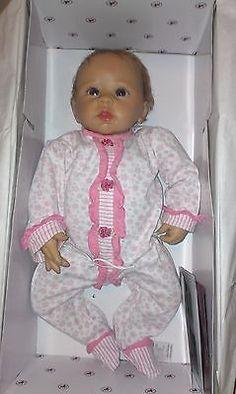 Ashton Drake So Truly Real Katie Baby Doll