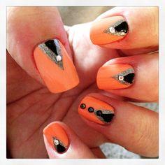 Nails orientale